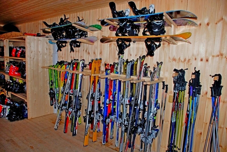 лыжи в домбае на прокат цена суде