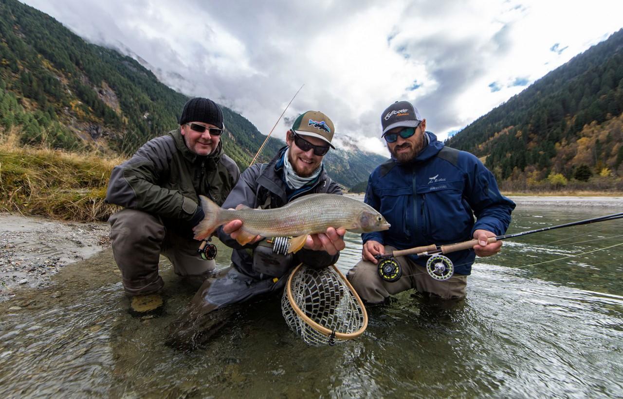 Рыбалка на Северном Кавказе (Ставрополье)